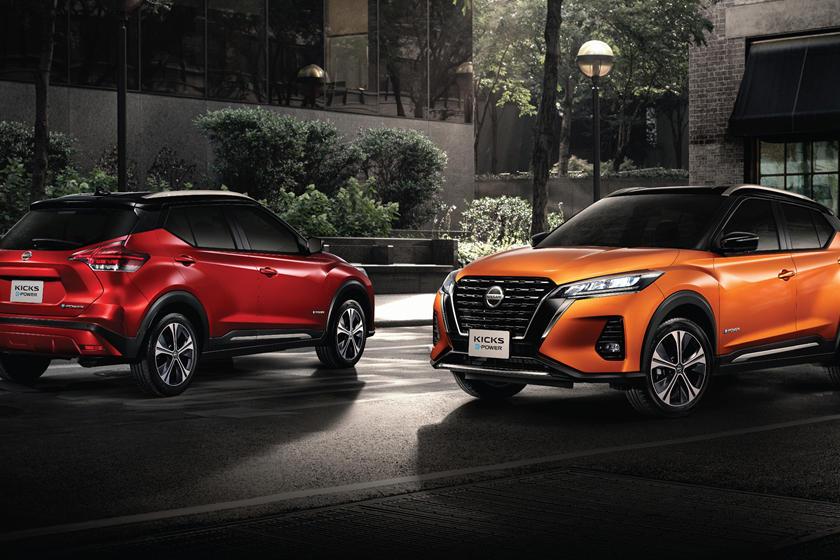 Тизер: на подходе 2021 Nissan Kicks