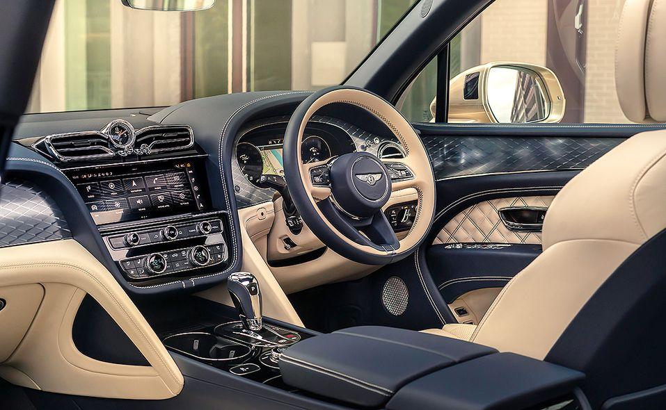 2021 Bentley Bentayga гибрид