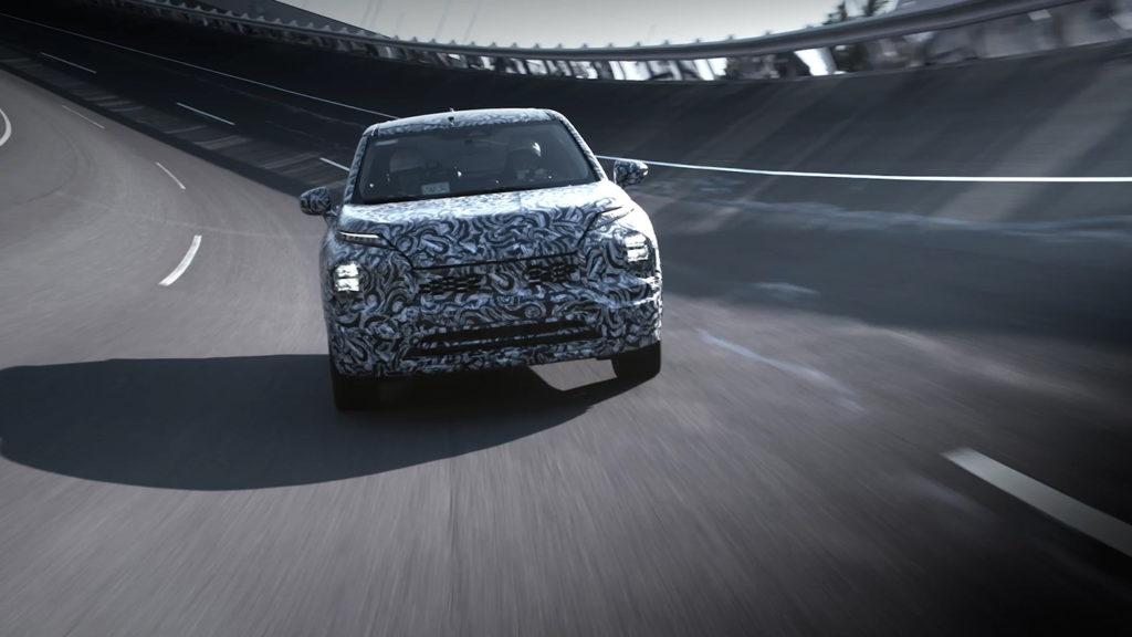 Ничто не остановит абсолютно новый 2022 Mitsubishi Outlander