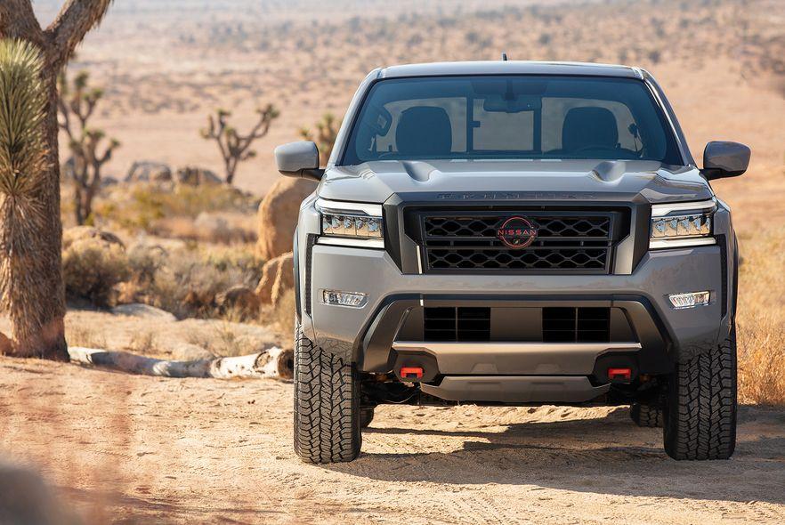 2022 Nissan Frontier
